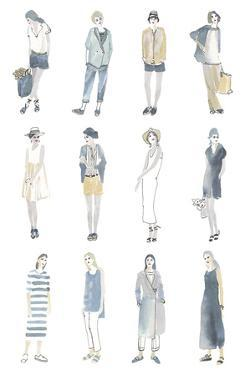 Modern Fashion by Sandra Jacobs