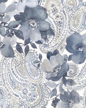 Paisley Petals by Sandra Jacobs