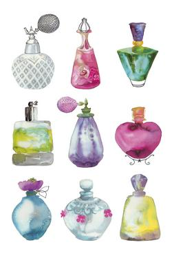 Perfume Collection by Sandra Jacobs