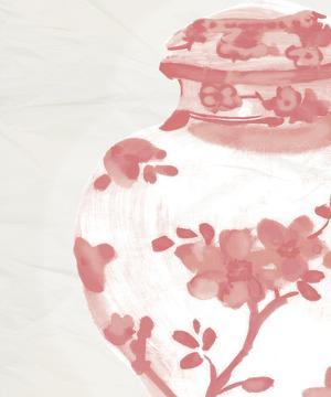 Porcelain Fencai III by Sandra Jacobs