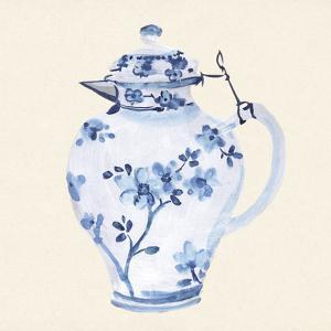 Porcelain III by Sandra Jacobs