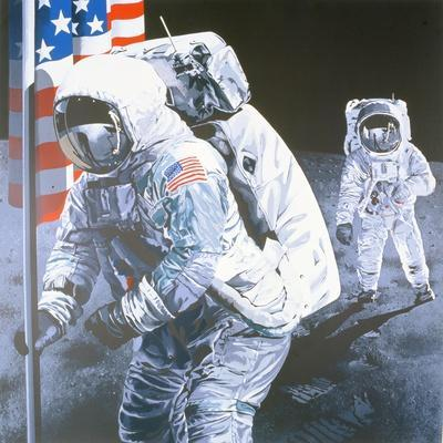 One Small Step for Man- One giant leap for Mankind, 1975