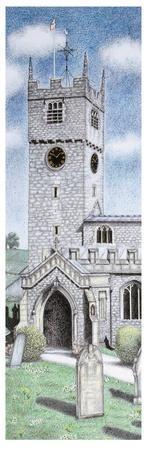 St Michael and All Angels Church Clock, Beetham, Cumbria, 2009