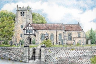St Wilfrid's Church, Halton, Lancashire, 2009