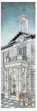Town Hall Clock, Kirkby Lonsdale, Cumbria, 2009