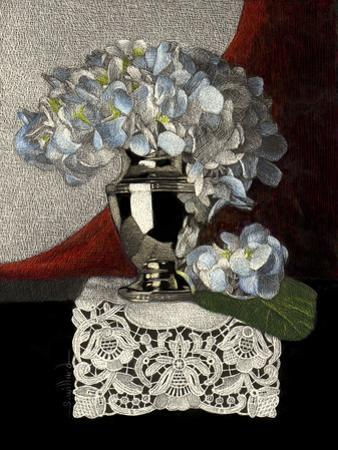 Classical Hydrangea by Sandra Willard