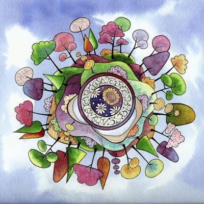 Paradise Planet by Sandra Willard