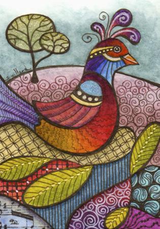 Songbird by Sandra Willard