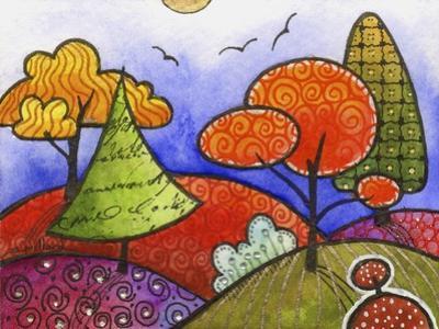 The End of Summer by Sandra Willard