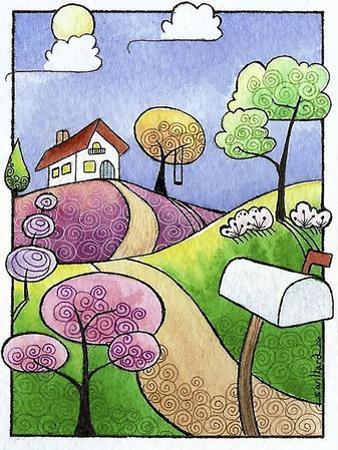 The Little Cottage by Sandra Willard