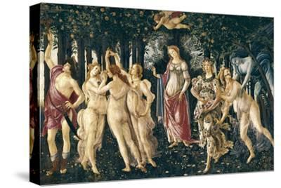 The Spring by Sandro Botticelli