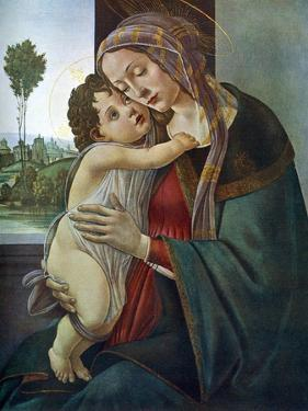 The Virgin and Child, C1475-1500 by Sandro Botticelli