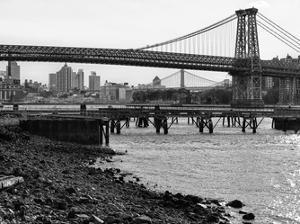 New York City Bridges 1 by Sandro De Carvalho