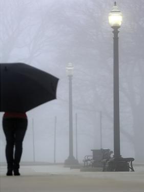 The Umbrella Walker 6 by Sandro De Carvalho