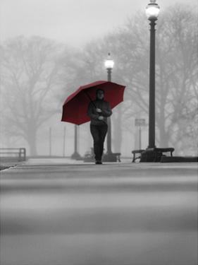 The Umbrella Walker 7 by Sandro De Carvalho