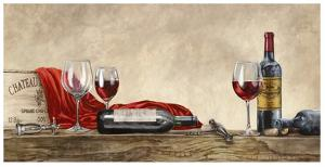 Grand Cru Wines (detail) by Sandro Ferrari