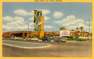 Sands Hotel, Las Vegas, Nevada