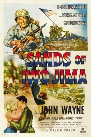 Sands of Iwo Jima, 1949