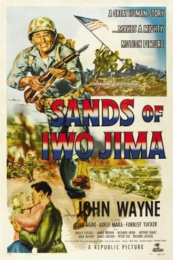 Sands of Iwo Jima, 1949