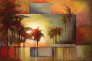 Tropical Realm I by Sandy Clark