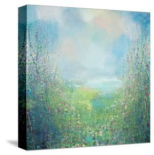 Flower Field by Sandy Dooley