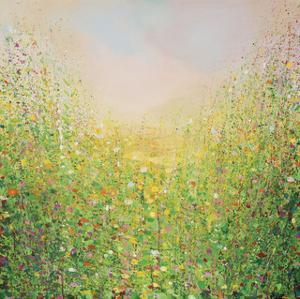 Spring Flowers by Sandy Dooley