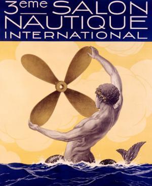 3rd Salon Nautique International by Sandy Hook
