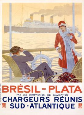 Bresil-Plata by Sandy Hook
