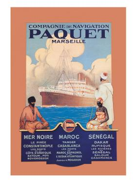 Marseille Cruise Package: Black Sea-Morocco-Senegal by Sandy Hook