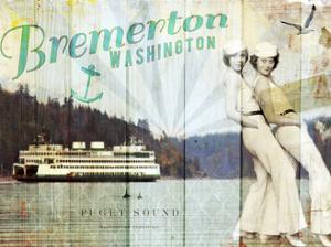 Bremerton Girls by Sandy Lloyd