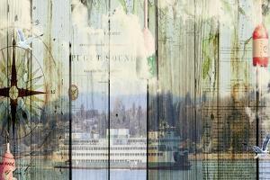 Puget Sound by Sandy Lloyd