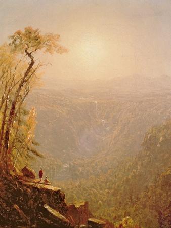 Kauterskill Clove, in the Catskills, 1862