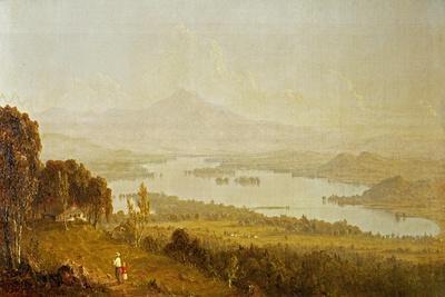Lake Winnipiseogee, 1858
