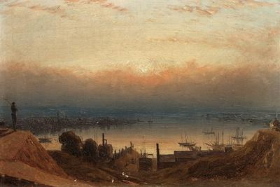 The Basin of the Patapsco from Federal Hill, Baltimore
