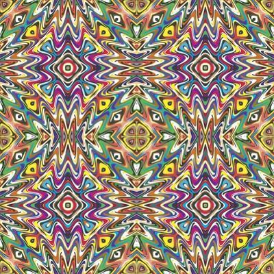 Mexican Pattern by Sangoiri