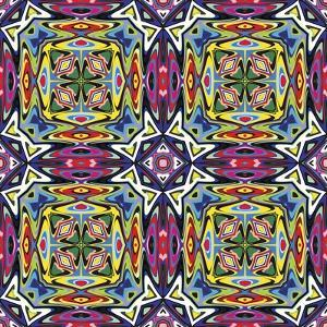 Textile Design From Latin America by Sangoiri