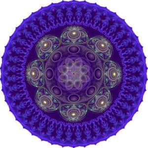 Mandala by SaniyaF