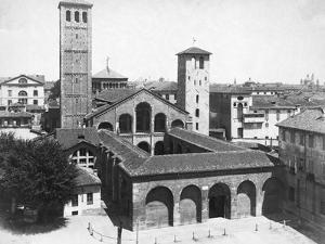 Sant'Ambrogio Basilica