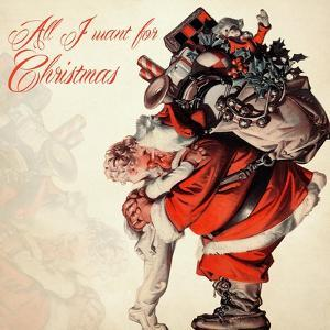 Santa  All I Want