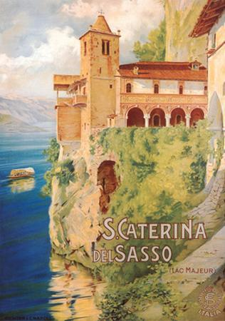 Santa Caterina, Sasso
