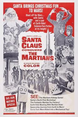 Santa Claus Conquers the Martians, 1964