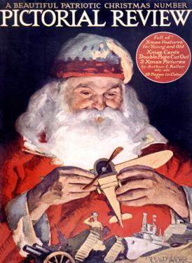 Santa Claus Pictorial Review