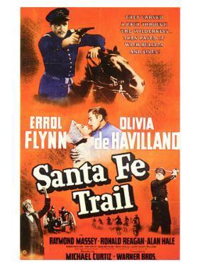 Santa Fe Trail, 1940