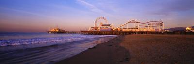 Santa Monica Pier, California, USA
