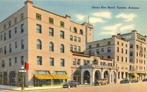Santa Rita Hotel, Tucson, Arizona