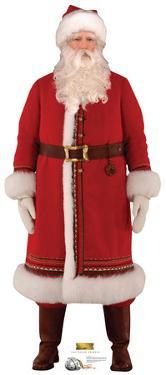 Santa - The Polar Express Lifesize Cardboard Cutout