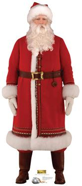 Santa - The Polar Express Lifesize Standup