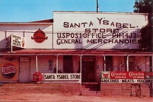 Santa Ysabel Store, Julian