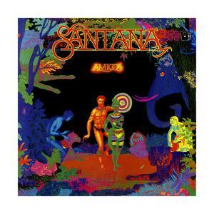 Santana: Amigos