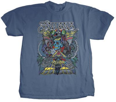 Santana - Folk Skull